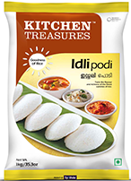 Kitchen Treasures Idli Powder – 1Kg