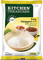 Kitchen Treasures Easy Palappam Podi – 1Kg