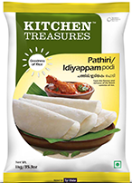 Kitchen Treasures Appam Idiappam Powder – 1Kg