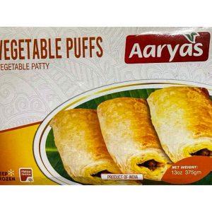 Aaryas Veg Puffs – 375g