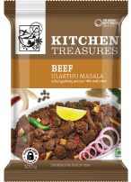Kitchen Treasures Meat Ularthu Masala – 100g