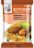 Kitchen Treasures Biriyani Masala – 100g