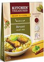 Kitchen Treasures Biriyani Gravy Mix – 200g