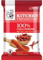 Kitchen Treasures Chilli Powder -400g