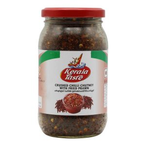Kerala Taste  Crushed Chilly With Fried Prawn – 200g