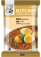 Kitchen Treasures Egg Masala – 100g