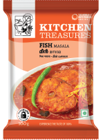 Kitchen Treasures Fish Masala – 200g