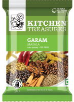 Kitchen Treasures Garam Masala – 100g