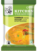 Kitchen Treasures Sambar Powder – 200g