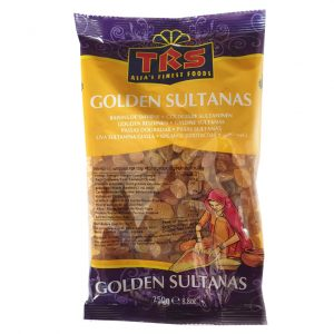 TRS Golden Sultanas – 100g