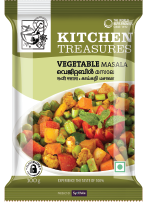 Kitchen Treasures Vegetable  Masala -100g