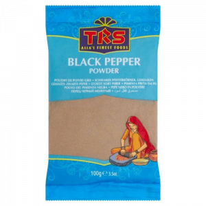 TRS Black Pepper Powder – 100g
