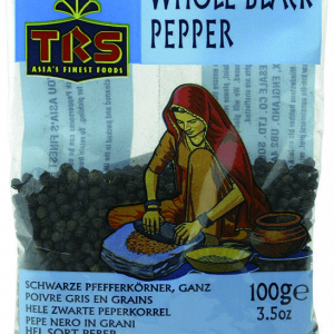 TRS Black Pepper Whole – 100g