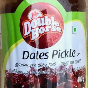 Double Horse Dates Pickles – 400g