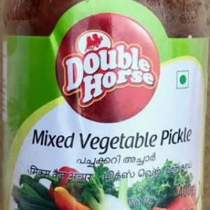 Double Horse Mix Vegetable Pickle – 400g