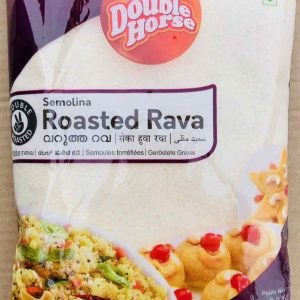 Double Horse Roasted Rava – 1 Kg