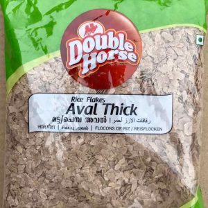 Double Horse  Red Aval Thick – 500g