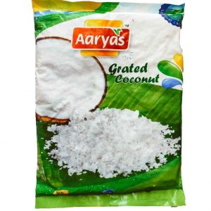 Aaryas Grated Coconut – 400g