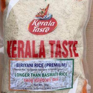 Kerala Taste 1121 Sella Biriyani Rice – Basmati Rice – 5kg