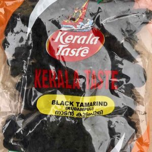 Kerala Taste Nadan Kudam Puli(Black Tamarind) 250g