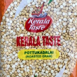 Kerala Taste Roasted Gram Pottukadala – 400g