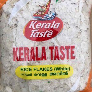 Kerala Taste White Flakes Aval – 500g