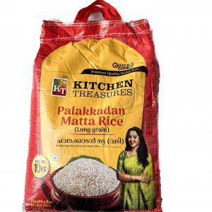 Kitchen Treasures Matta Rice – 10Kg