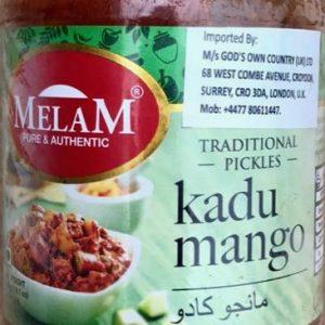 Melam Kadu Mango Pickle – 400g