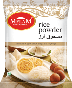 Melam White Rice Powder – 1kg