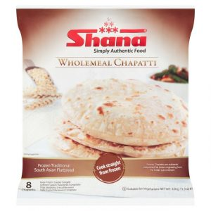 Shana Frozen Chapatti – 320g