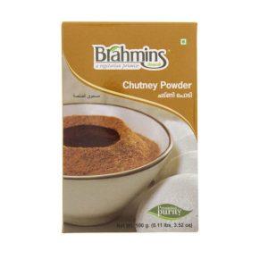 Brahmins Chutney Powder – 100g