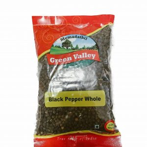 Green Valley Black Pepper Whole – 200g