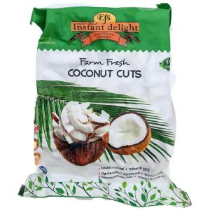 Instant Delight Coconut Cuts Nadan – 400g
