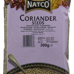 Natco Coriander Seeds – 300 g