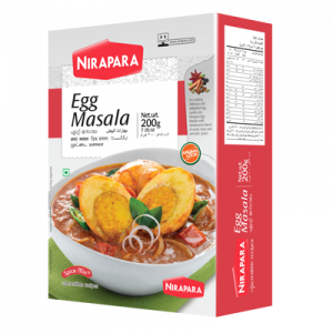 Nirapara Egg Masala – 200g