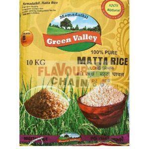 Green Valley Matta Rice – 10kg
