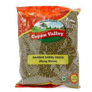 Green Valley Cheru Payar – Mung Whole – 1 kg