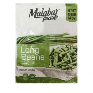 Long Green Beans Cut – Frozen – 454g