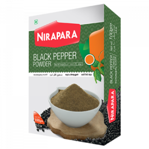 Nirapara Black Pepper Powder – 100g