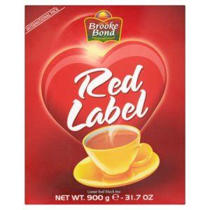 Red Label Loose Tea – 900g