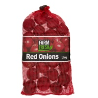 Red Onions – 5kg