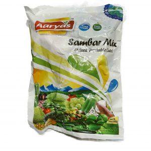 Aaryas Sambar Mix – 400g