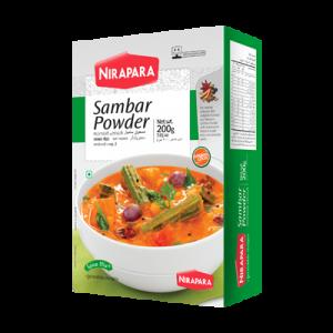Nirapara Sambar Powder – 200g