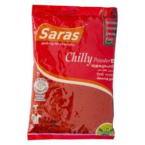 Saras Chilli Powder – 500g