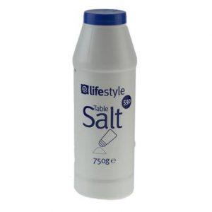 Life Style Table Salt – 750g