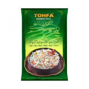 Tohfa Basmati Rice- 5kg