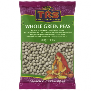 TRS Whole Peas Green – 500g