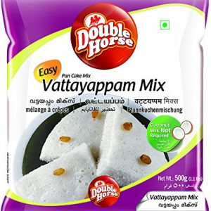 Double Horse Vattayappam Mix – 500g