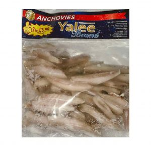 Anchovies – single pack