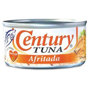 Century Tuna Flakes Afritada – 180g